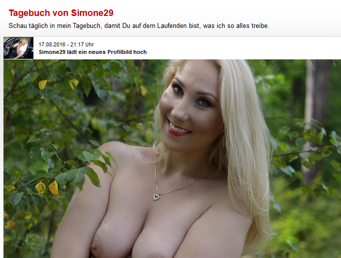 geile blondine in hamburg ficken